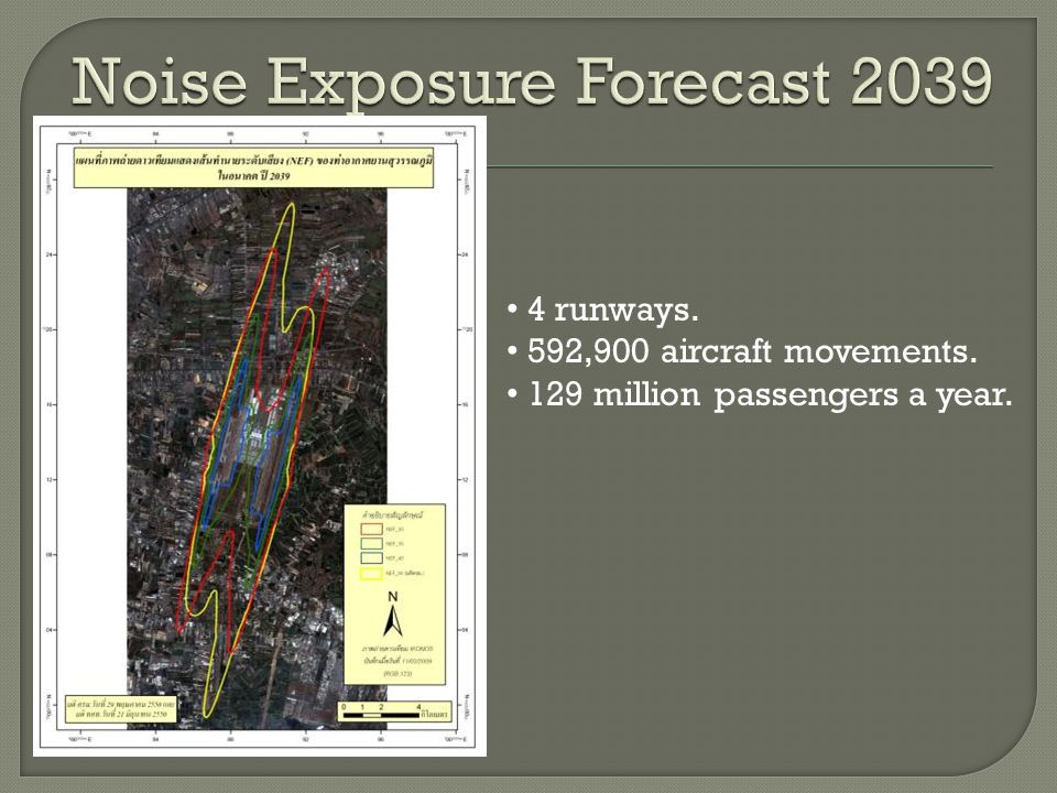 Noise Exposure Forecast 2039