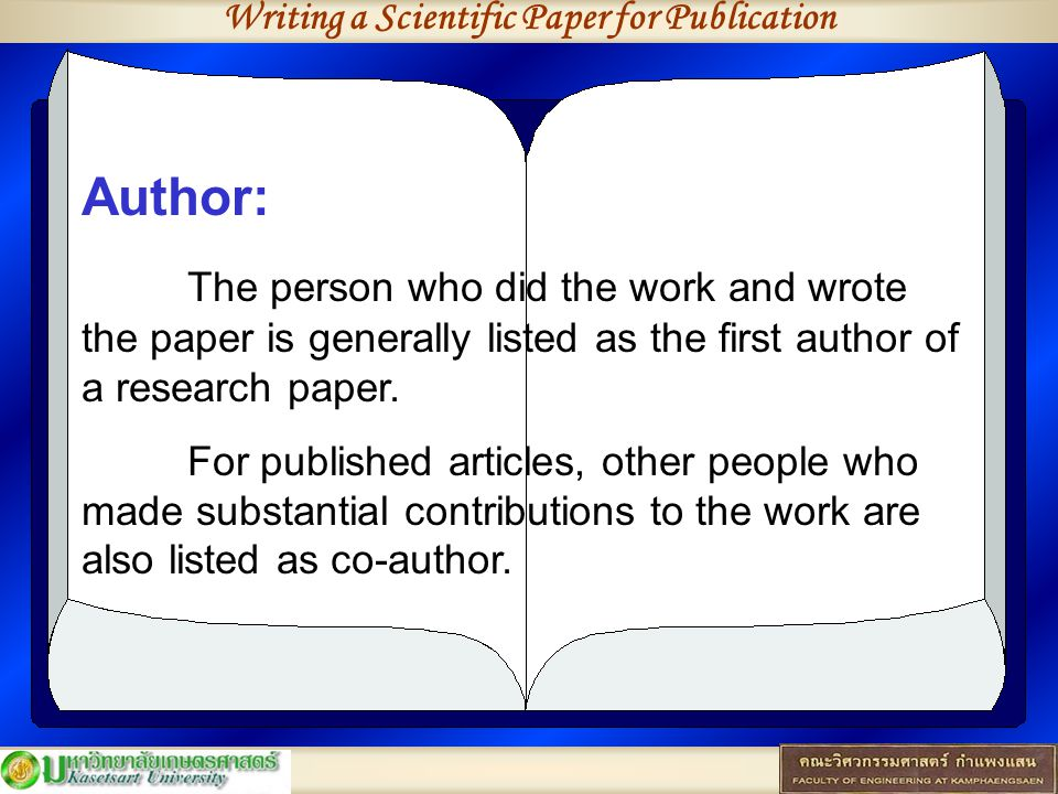 write research paper scientific If you are nervous to draft your original research article or the lab work leaves no time to write your scientific paper, get help from our skilled and experienced scientific writers review article writing.